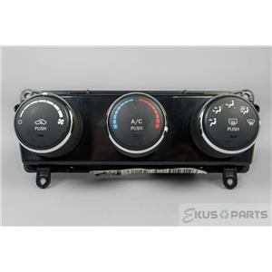 2011-12 Caliber 2011-17 Jeep Compass Patriot MANUAL Climate Temperature Controls