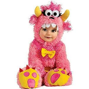 Noah's Ark Pinky Winky Monster Romper Costume Size 6-12 months