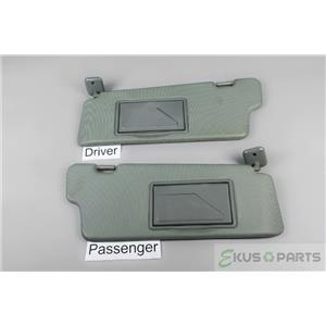2004-2008 Suzuki Forenza Sun Visor Set with Covered Mirrors