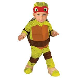 Teenage Mutant Ninja Turtles: Raphael Toddler Child Costume 1-2 years