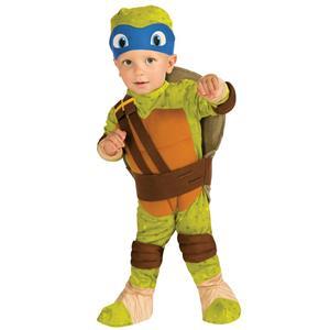 Teenage Mutant Ninja Turtles: Leonardo Toddler Child Costume 1-2 years