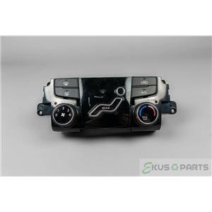 2011-2013 Hyundai Sonata Climate Control Unit / Panel with Manual Controls