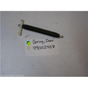 MAYTAG DISHWASHER 99002469 DOOR SPRING USED PART ASSEMBLY