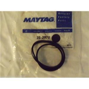 MAYTAG/ADMIRAL/CROSLEY WASHER 35-2978 Seal, Tub/housing    NEW IN BOX