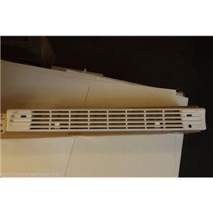 MAYTAG REFRIGERATOR 68001695 KICKPLATE KIT WHT NEW IN BOX