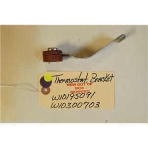 MAYTAG   DISHWASHER W10195091     W10300703   Thermostat, bracket    NEW W/O BOX