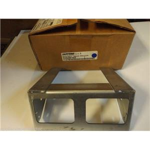 Maytag Refrigerator  12039102  Bracket, Rear Roller   NEW IN BOX