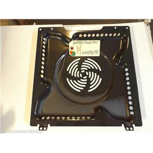 Whirlpool STOVE W10359278  Baffle, Convection NEW W/O BOX