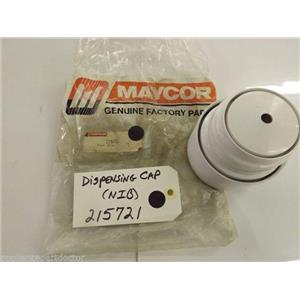 Maytag Washer  215721  Dispensing Cap NEW IN BOX