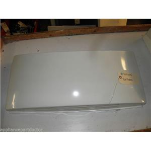 WHIRLPOOL GAS DRYER 8519234 PANEL TOE BISCUIT USED PART ASSEMBLY