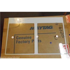 MAYTAG REFRIGERATOR 10370012 SHELF GLASS SHELF NEW IN BOX