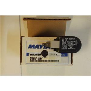 MAYTAG WASHER 25001031 EMI FILTER LINE  NEW IN BOX