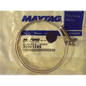 KENMORE AMANA WASHER 34001289 Clamp, Hose   NEW IN BOX