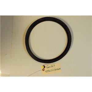 LG Dishwasher 4986DD3002A   Gasket  used