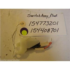 Electrolux DISHWASHER 154773201 154408701 Switch float used part