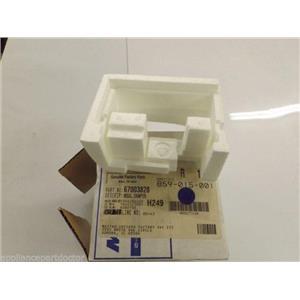 Maytag Amana Refrigerator  67003828  Insul, Damper   NEW IN BOX