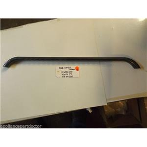 FRIGIDAIRE Stove 316060205  316091117  316248303 Oven door handle, gray  W/SCREW