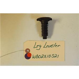 GE  STOVE WB02X10521   Leg Leveler  used