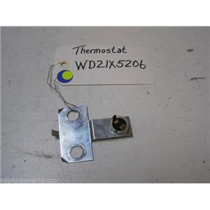 Ge Dishwasher WD21X5206 Water Heat T'stat 133-28 used part assembly
