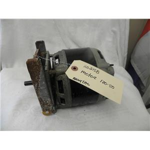 MAYTAG AUTOMATIC WASHER 202158 MOTOR 120-50