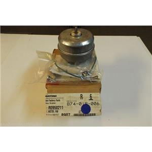MAYTAG AMANA REFRIGERATOR R0950211 MOTOR-COND  NEW IN BOX