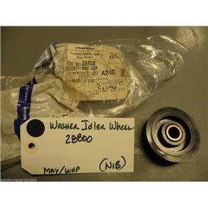 Maytag Whirlpool Washer 28800 Idler Wheel  NEW IN BOX