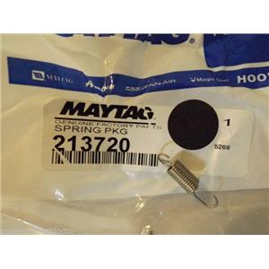 MAYTAG WASHER 213720 Spring  NEW IN BAG