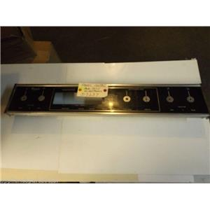 Whirlpool STOVE 313237  Panel, Control Panel Only No electronics USED