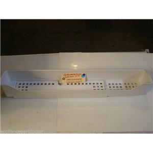 REFRIGERATOR WR02X12630  WR02X13267  GUARD W/PIZZA DOOR USED PART