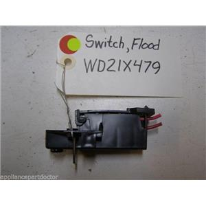 HOTPOINT DISHWASHER WD21X479 FLOOD SWITCH USED PART ASSEMBLY