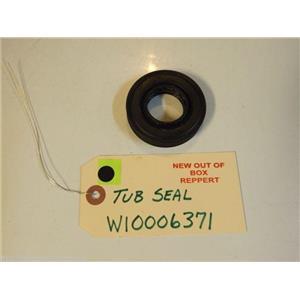 Washer W10006371  Tub Seal   new w/o box