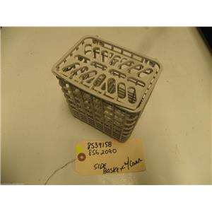 KENMORE DISHWASHER 8539158 8562090 SILVERWARE BASKET USED PART ASSEMBLY F/S