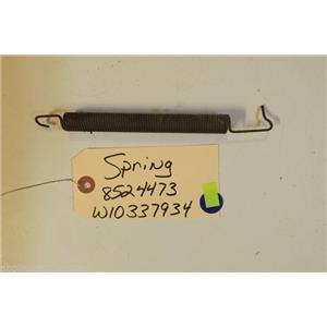 KENMORE DISHWASHER 8524473  W10337934  Spring  USED