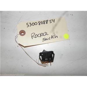 WESTINGHOUSE FRIGIDAIRE DISHWASHER 5300808854 ROCKER SWITCH USED PART