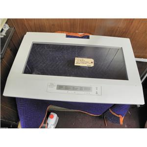 ELECTROLUX  242025901 241802203 UPPER CRISP FRAME/GLASS W/ ELEC. MEMBRANE SWITCH