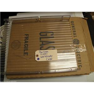 GE REFRIGERATOR WR32X681 Pan Cover (clear)  NEW IN BOX