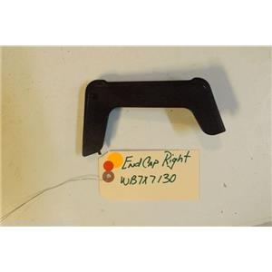 GE STOVE WB7X7130 End Cap Right  used