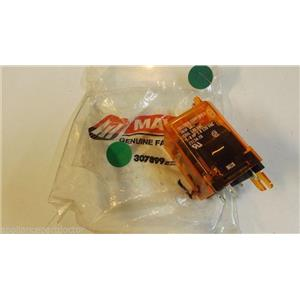 MAYTAG DRYER 307899 RELAY  NEW IN BAG