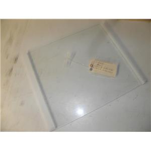 FRIGIDAIRE 215723551 218498189 218015301 218015401 GLASS INSERT PAN USED PART