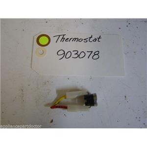 MAYTAG DISHWASHER 903078 Thermostat USED PART