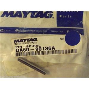 SAMSUNG REFRIGERATOR DA60-90136A Pin-spiral    NEW IN BAG