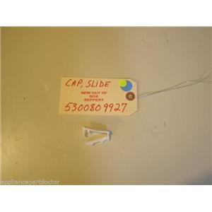 FRIGIDAIRE DISHWASHER 5300809927  Cap,slide  NEW W/O BOX