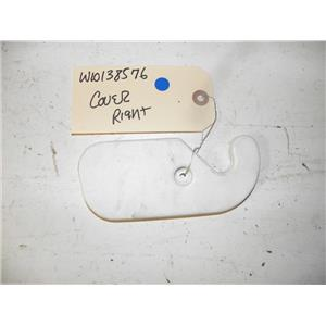 KENMORE REFRIGERATOR W10138576 RIGHT COVER USED PART ASSEMBLY