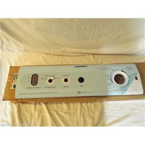 MAYTAG DRYER 37001038 Graphic Control Panel,facia Wh   NEW IN BOX