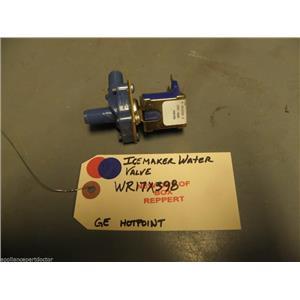 GE Hotpoint Refrigerator WR17X398 Icemaker Water Valve NEW W/O BOX