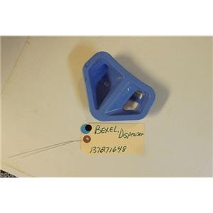 FRIGIDAIRE WASHER 137271648     Bexel,dispenser-bl/sf    USED