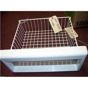 SUB ZERO 2 DOOR REFRIGERATOR 4180865 FRESH FOOD WIRE BASKET USED PART ASSEMBLY