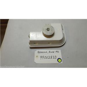 MAYTAG Dishwasher 99002833  Reservoir, Rinse Aid used part