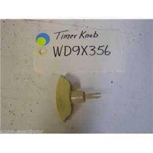 GE DISHWASHER WD9X356 Knob Timer  USED PART