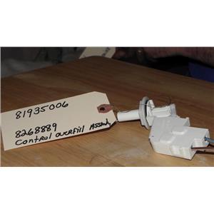 KITCHENAID DISHWASHER 81935006 8268889 CONTROL OVERFILL ASSM